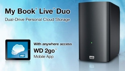WD Cloud Storage